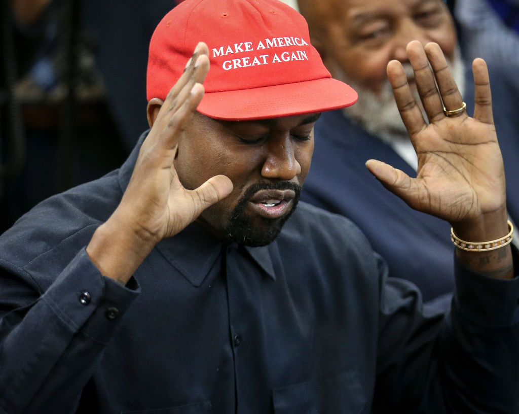 Kanye West reportedly drops out of United States 2020 election