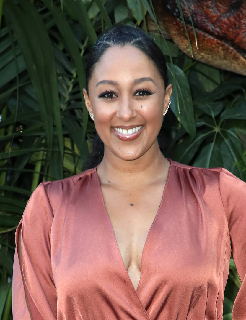 Tamera Mowry-Housley The Real