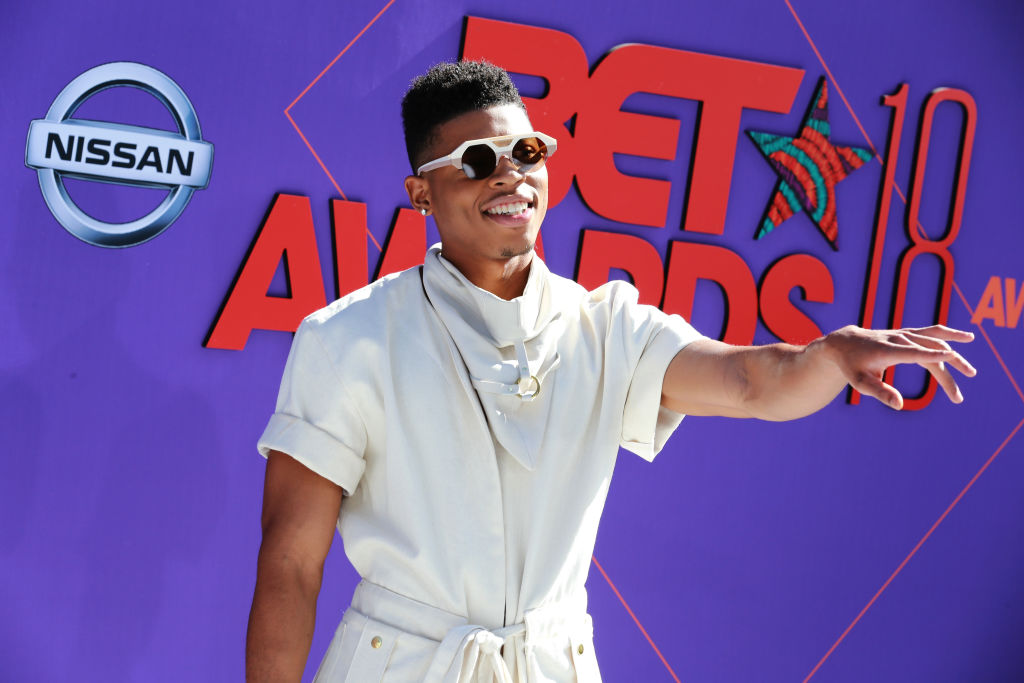Empire's Bryshere Gray Arrested for Domestic Violence