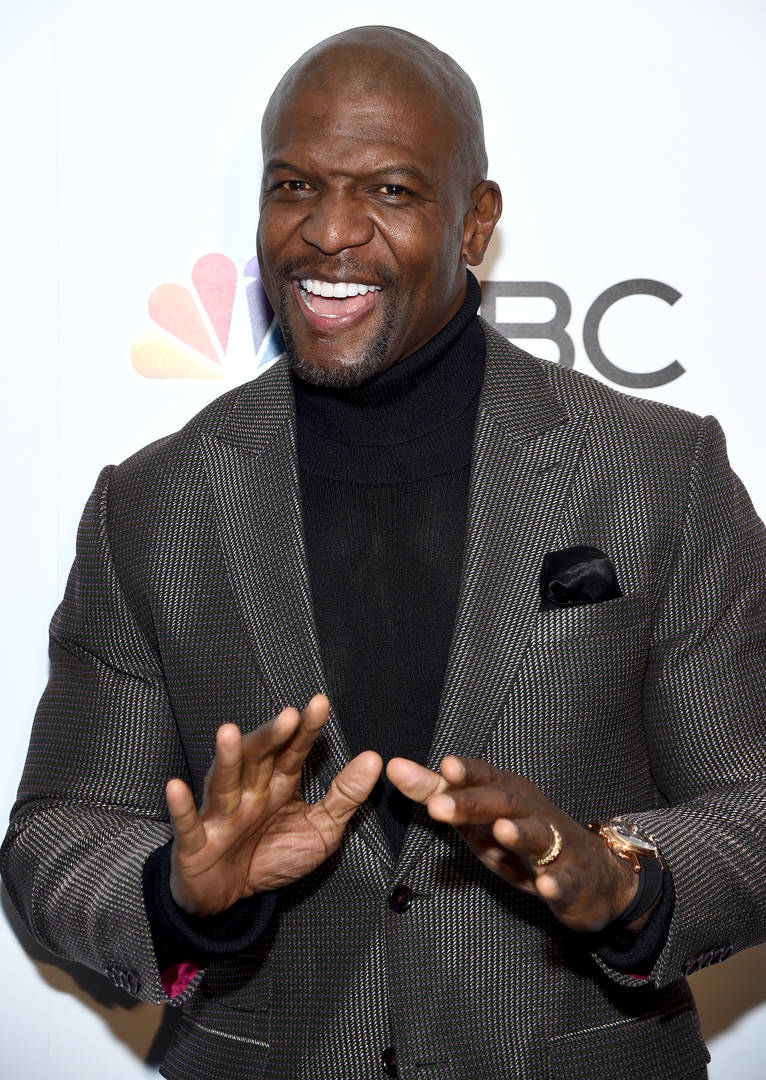 Terry Crews, KKK