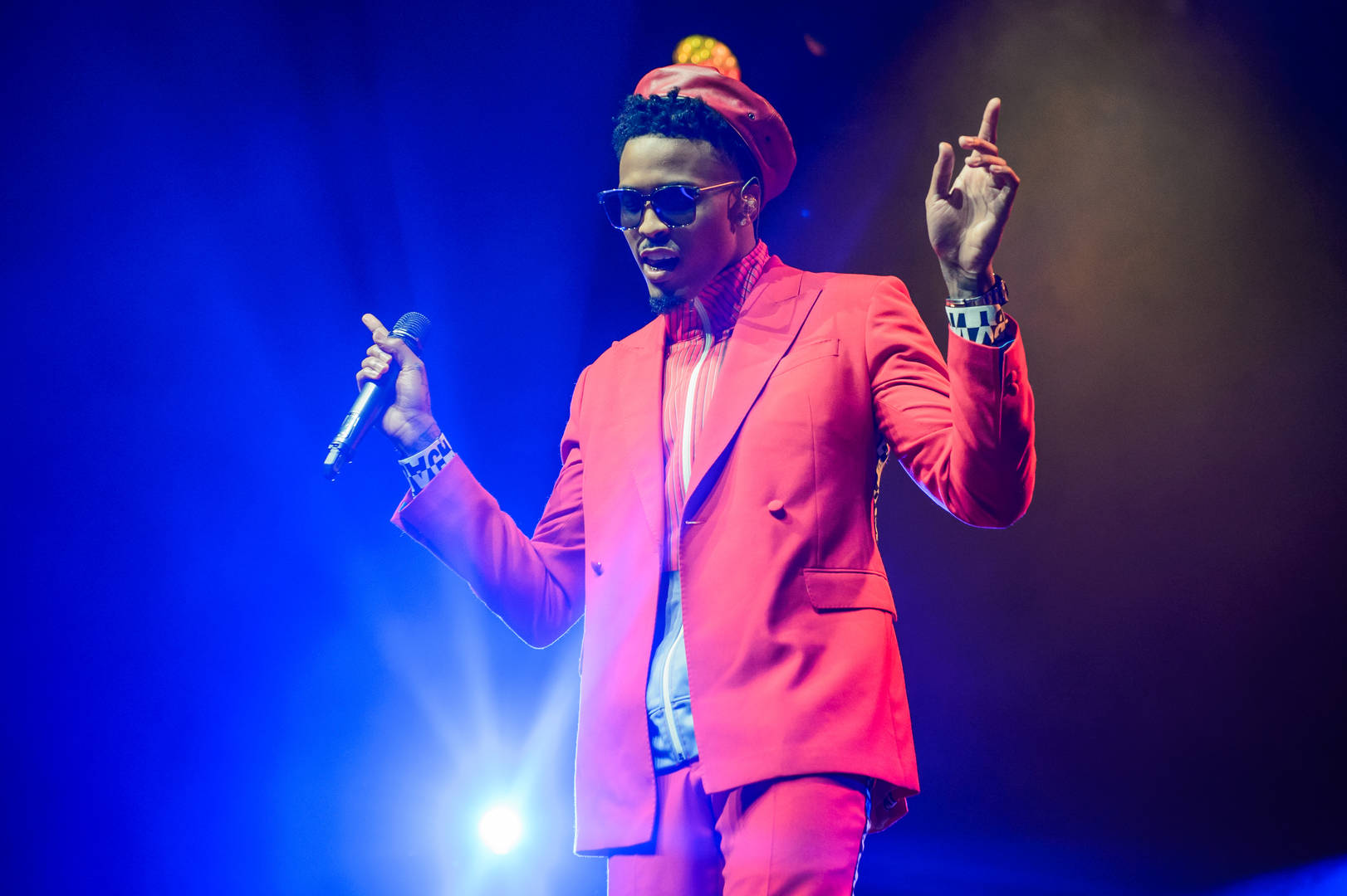 august alsina rounds music video