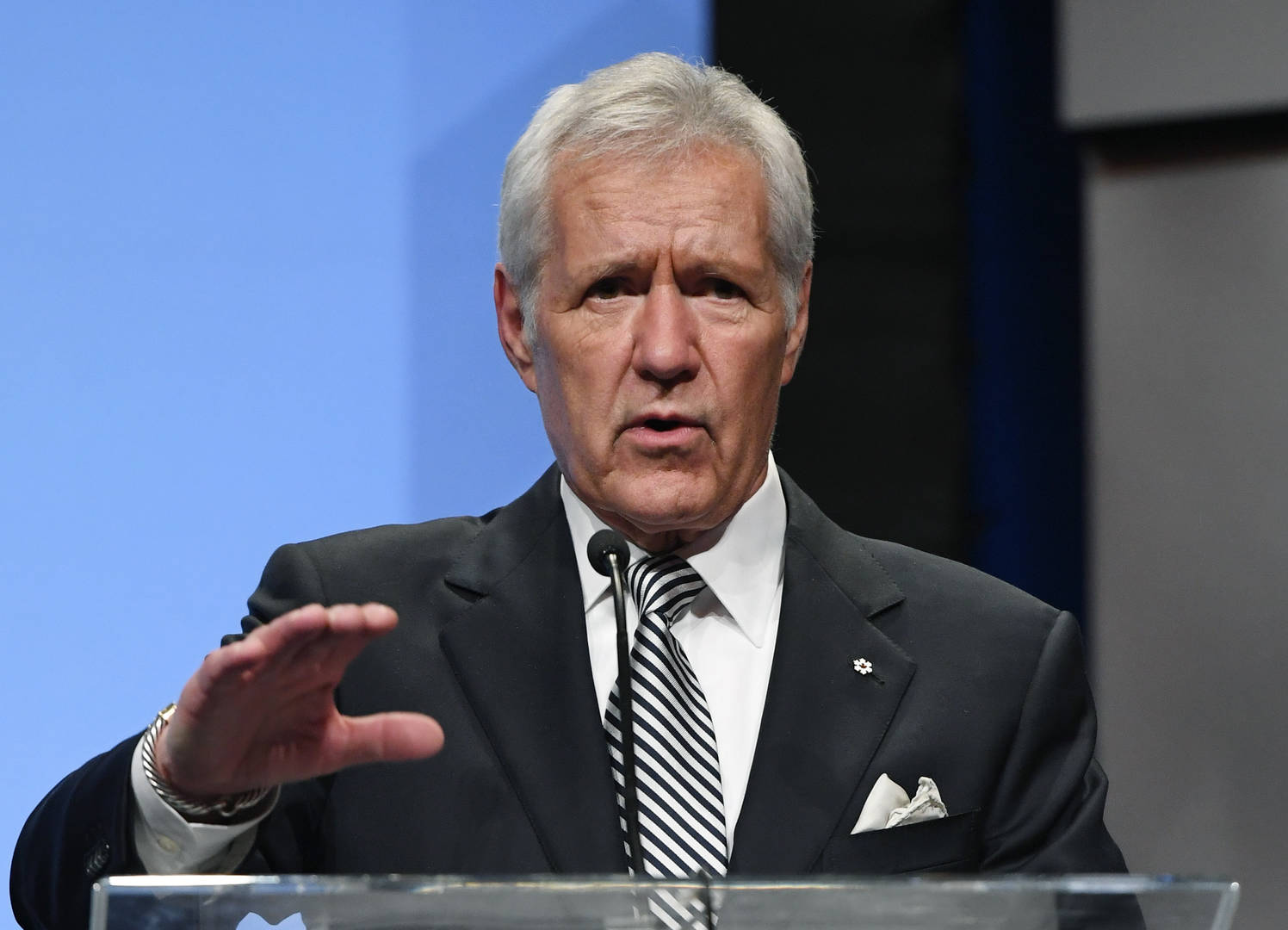 Alex Trebek, Cancer, Treatment