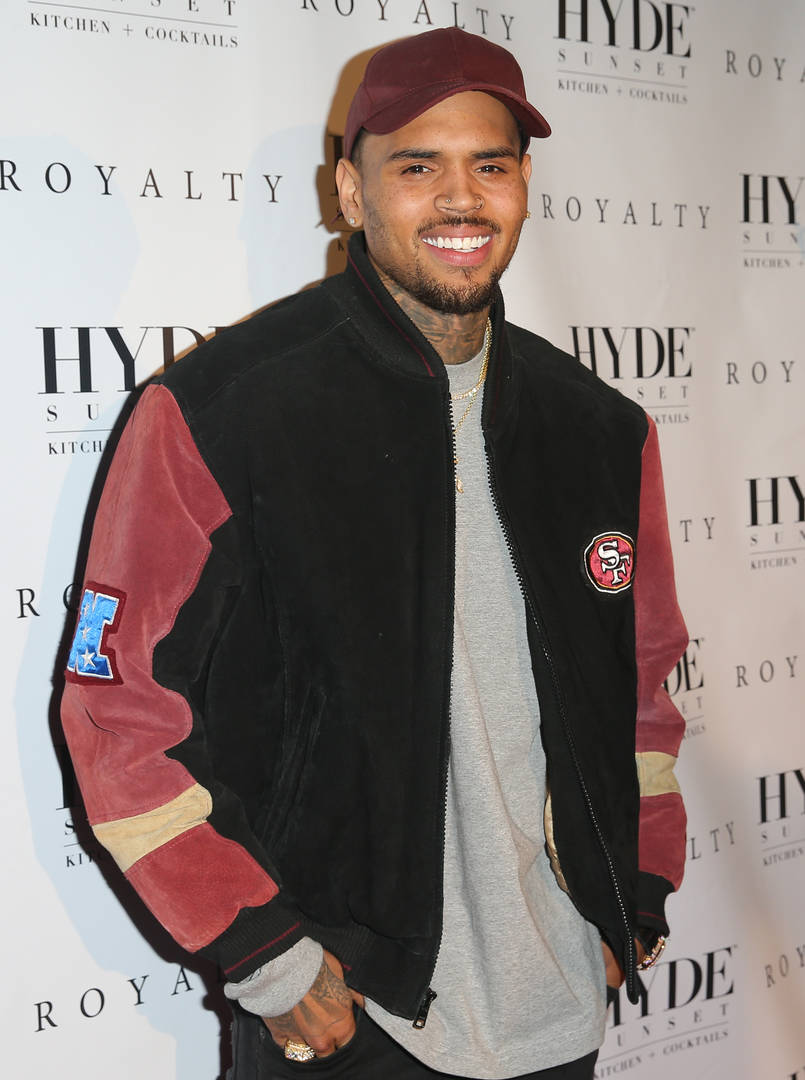 Chris Brown Verzuz