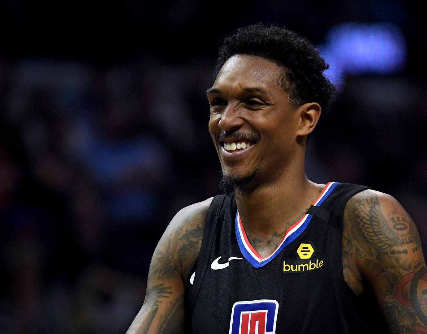 Lou Williams Bubble Strip Club