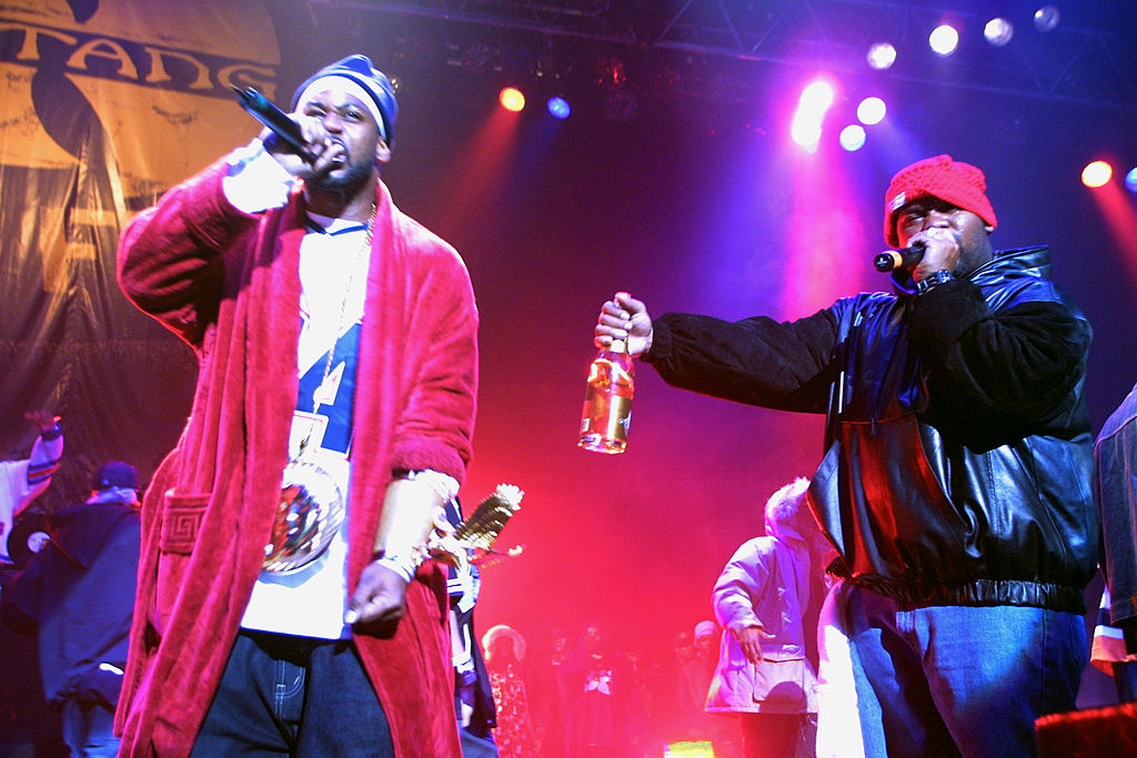 Ghostface Killah Raekwon