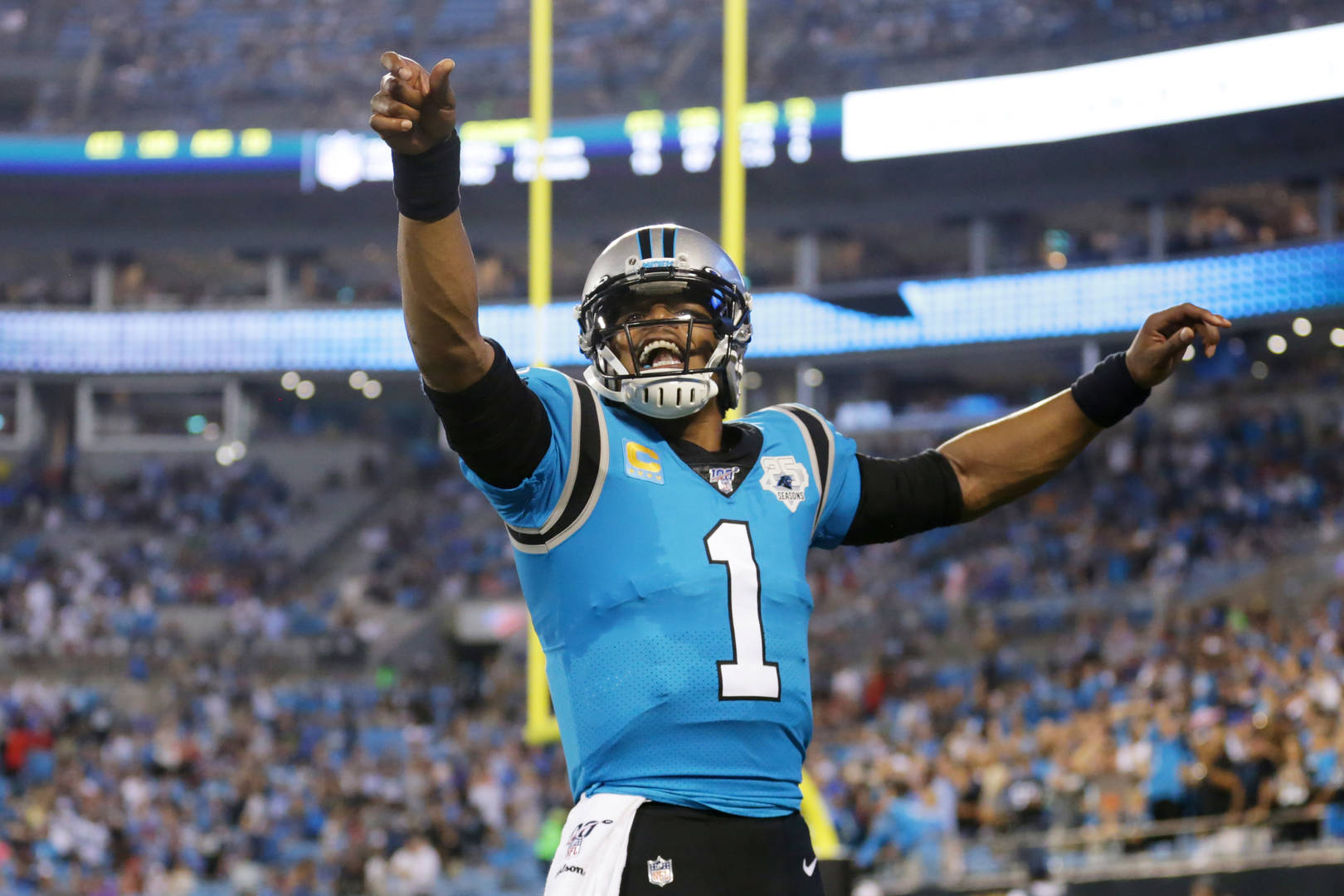 'Surreal': Patriots player Cam Newton shares thoughts since joining team