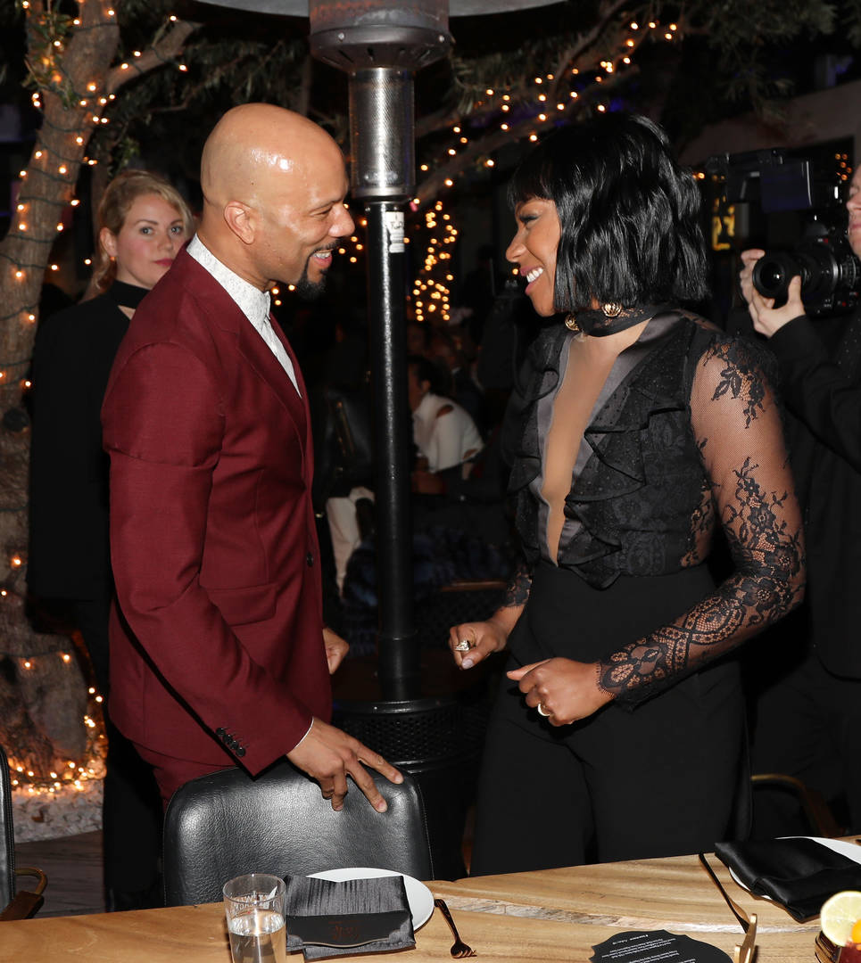 Common, Tiffany Haddish, Romance