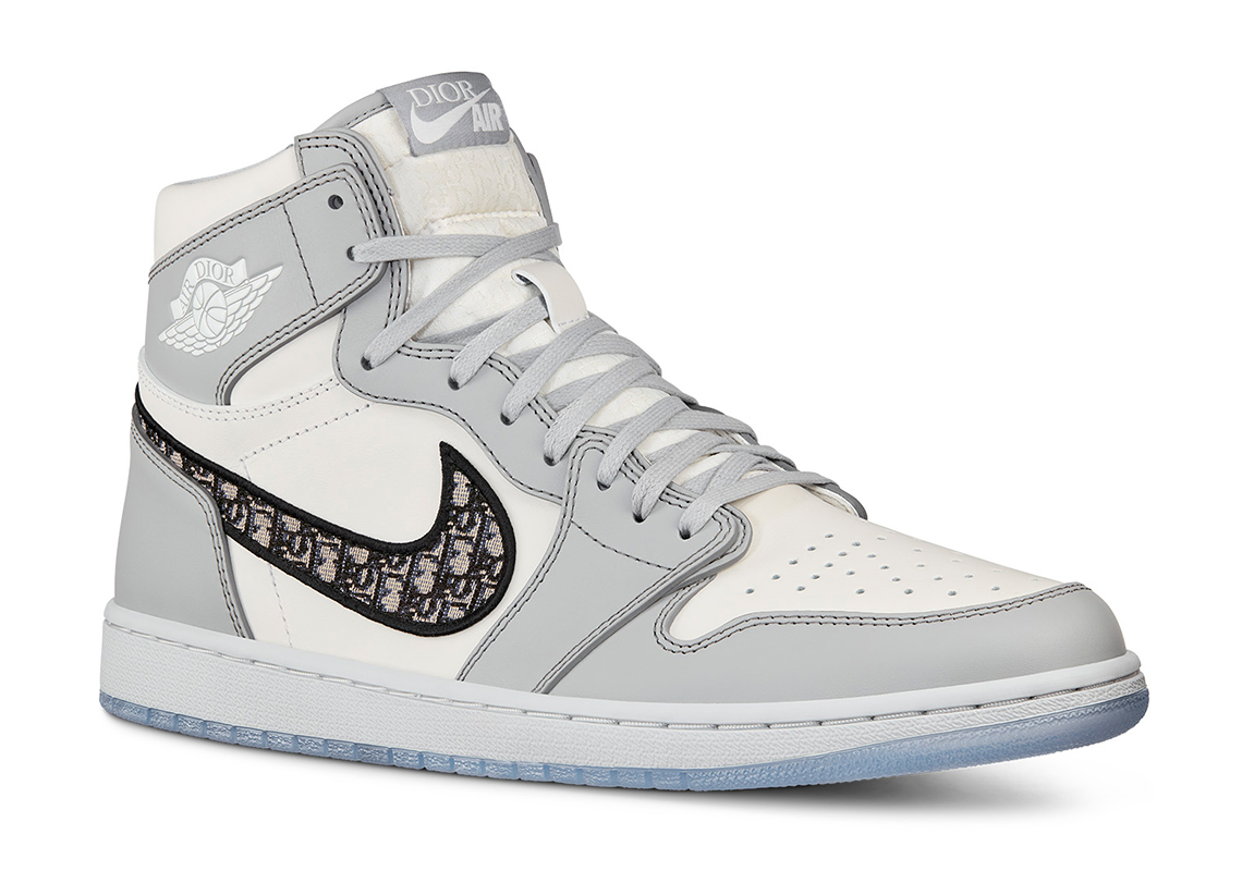 Fake Dior Air Jordan 1 Sneakers Seized Raid $4.3 Million