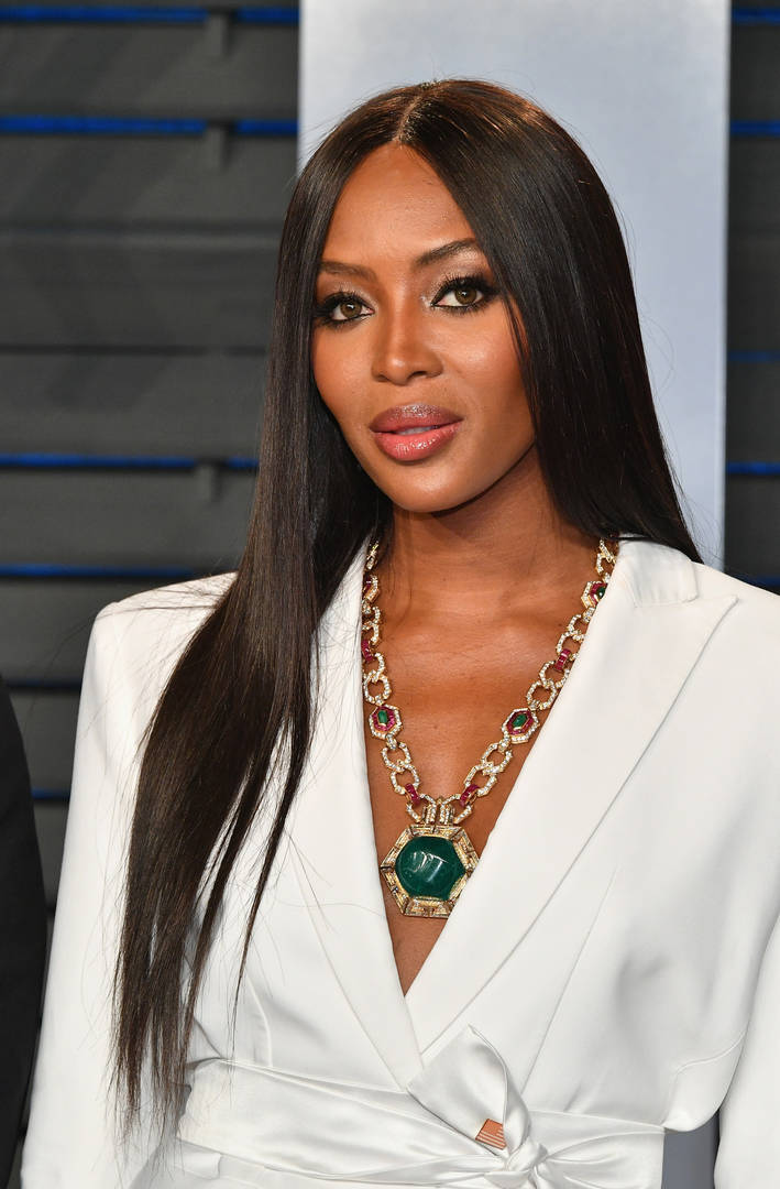 Naomi Campbell, Chris Rock, Mike Tyson, No Filter With Naomi