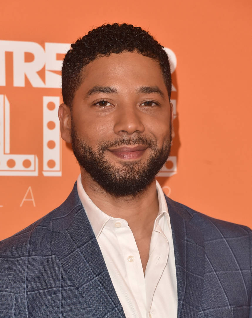 Jussie Smollett، Marc Lamont Hill، Chicago