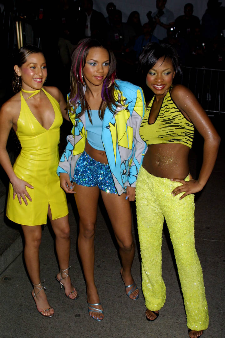 Naturi Naughton, Kiely Williams, 3LW