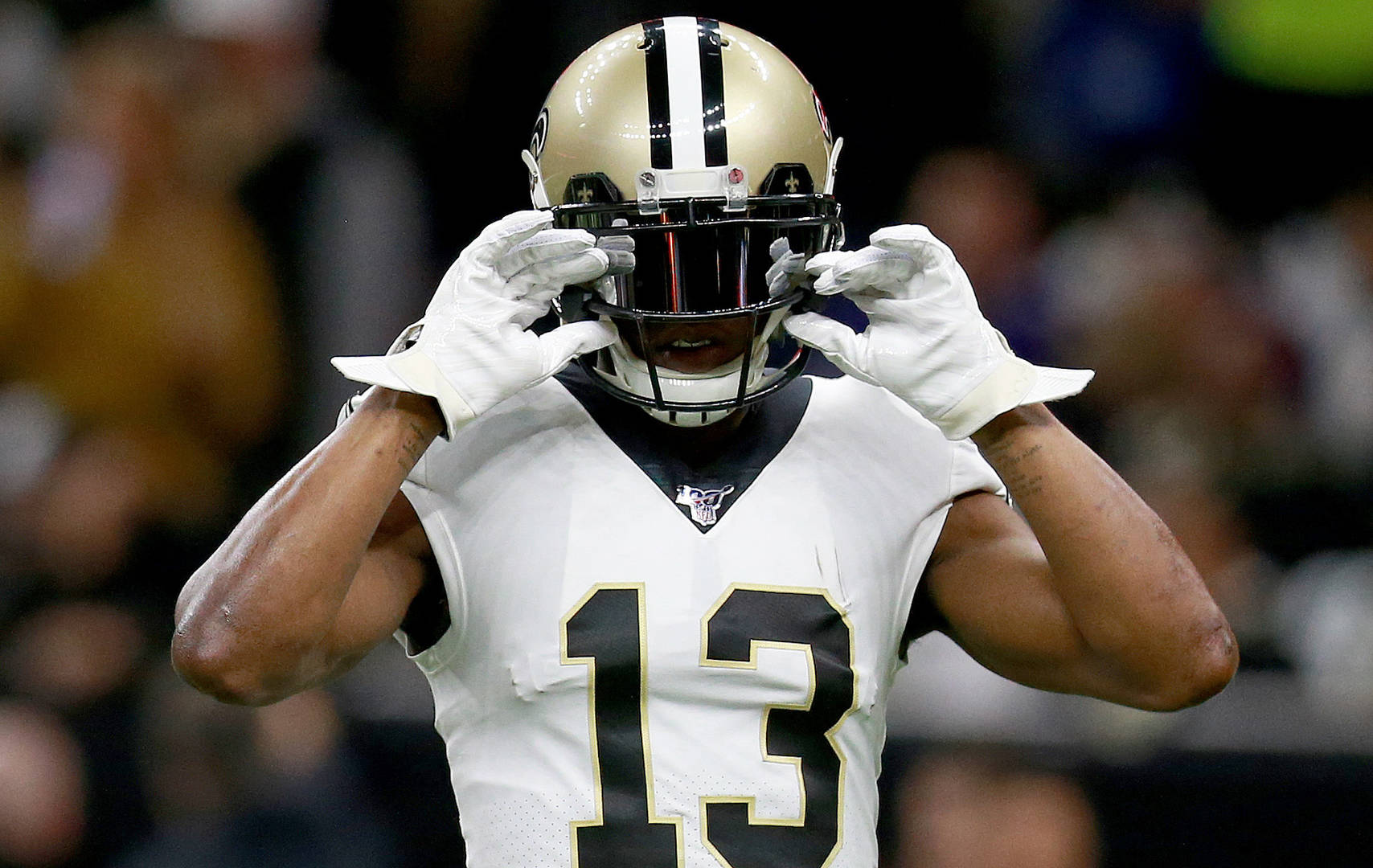 Michael Thomas, Saints, Injury