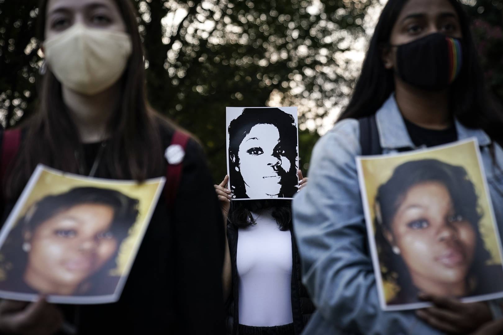 Breonna Taylor, Louisville, Police Shot, Protests