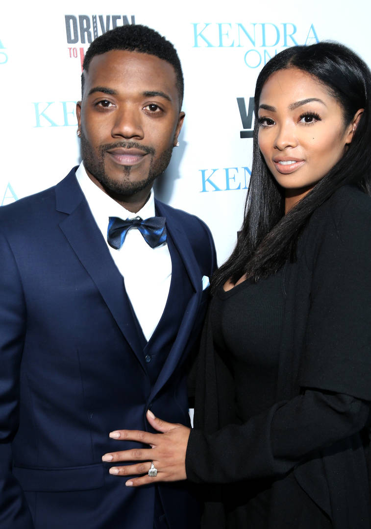 Ray J, Princess Love, Divorce, Claudia Jordan, Fox Soul