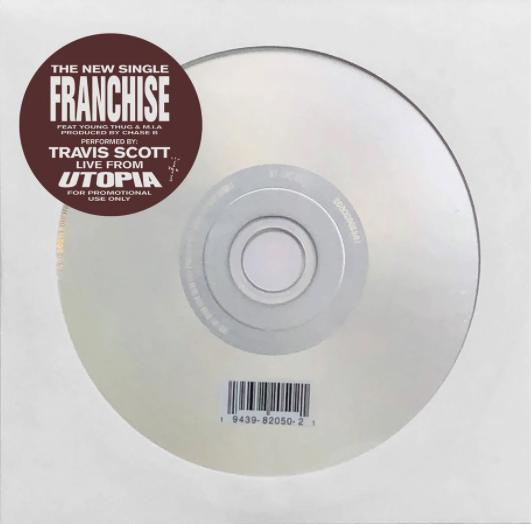 Travis Scott Drops 'Franchise' with Young Thug and M.I.A.