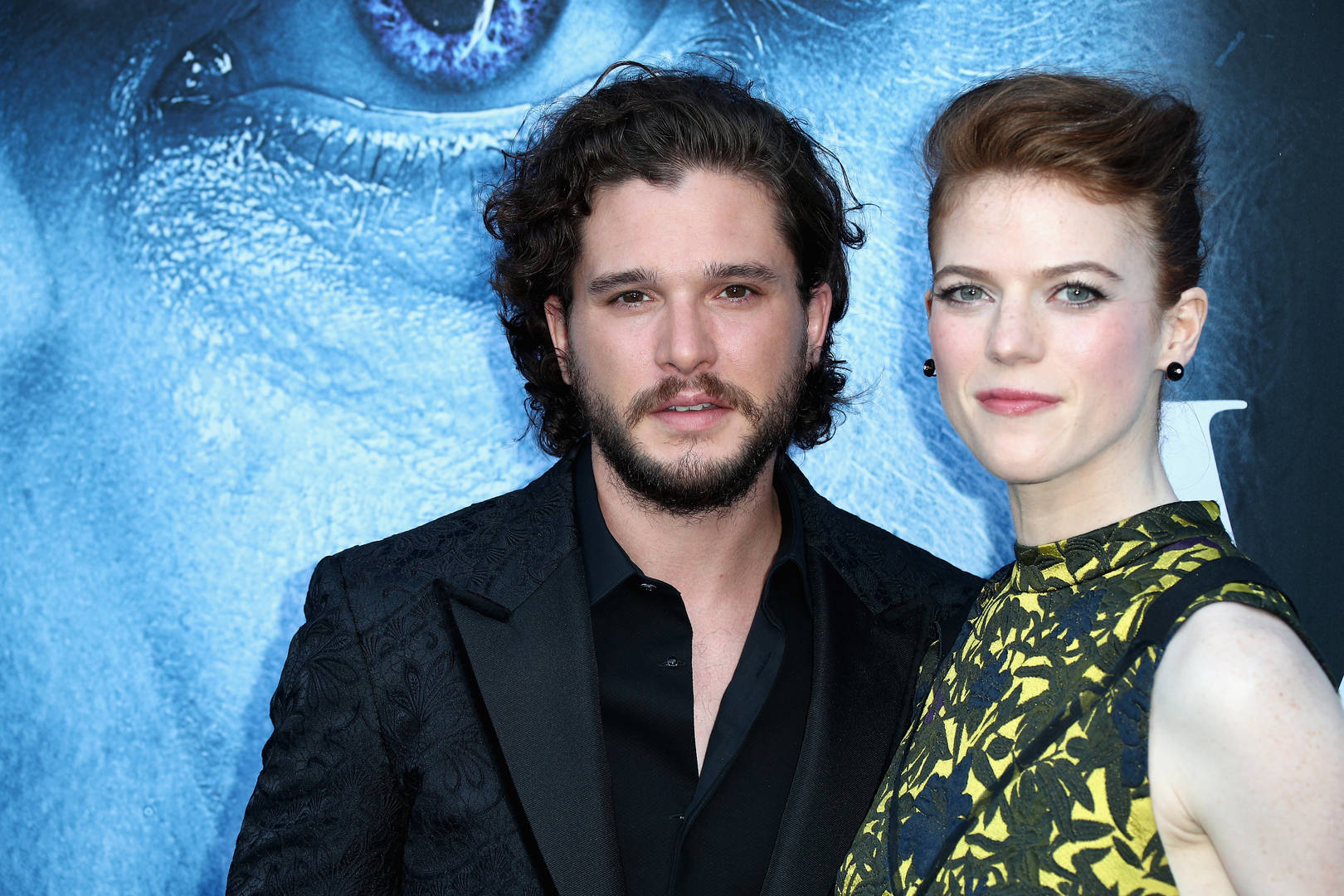 Kit Harington expecting first child with wife Rose Leslie