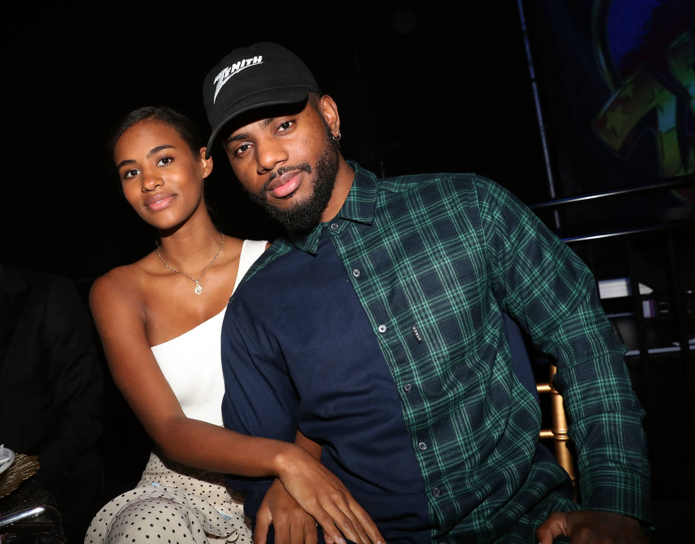 bryson tiller and kendra bailey