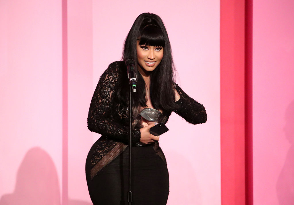 Nicki Minaj Gives Birth