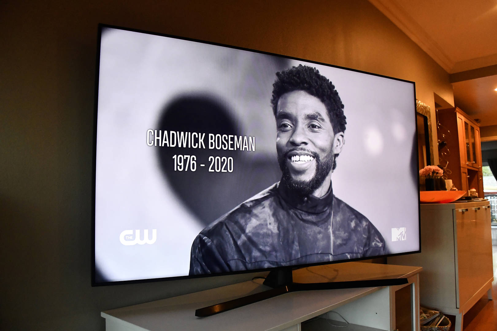 Chadwick Boseman, Brother, Death