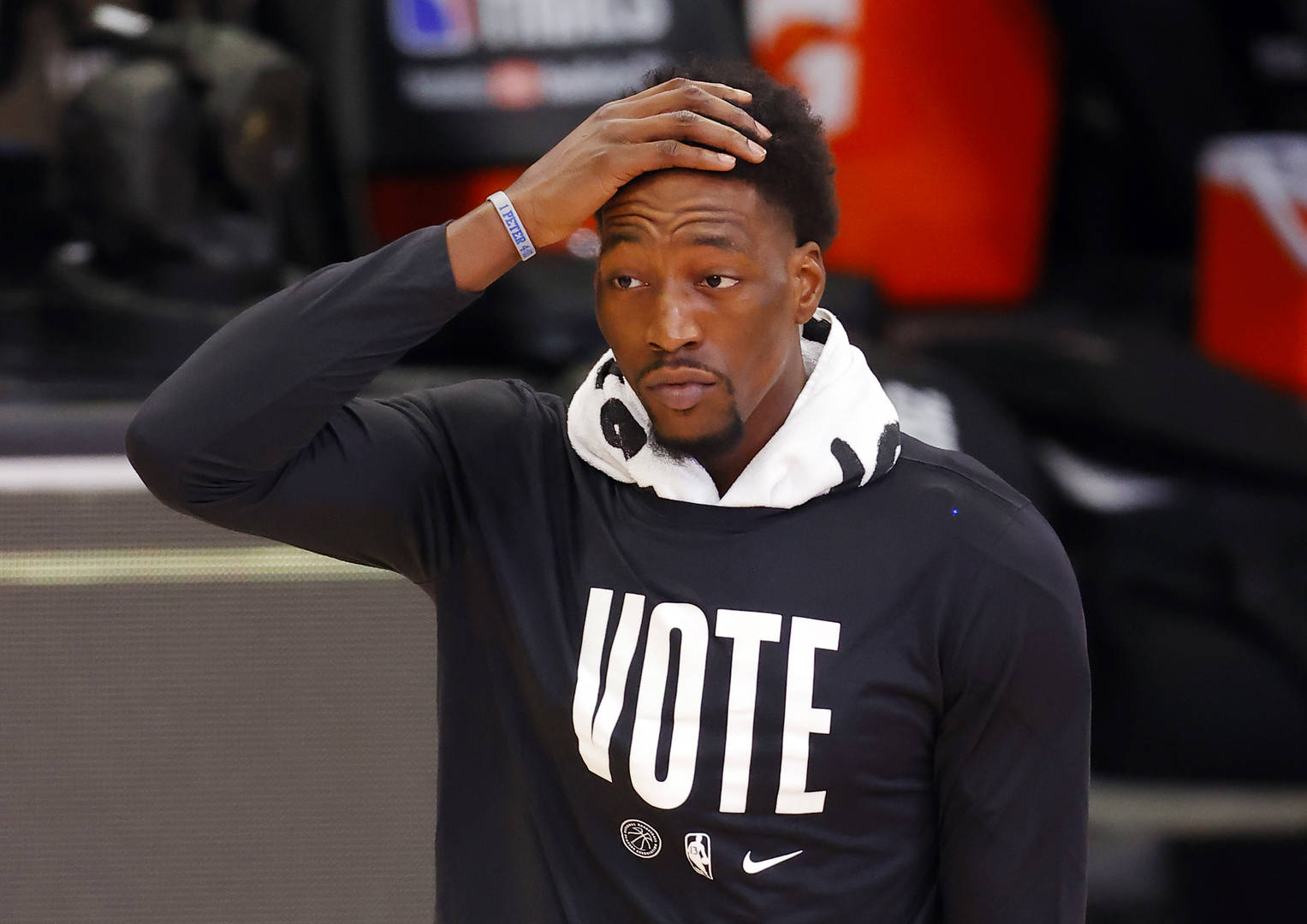 Bam Adebayo, Goran Dragic, Injury