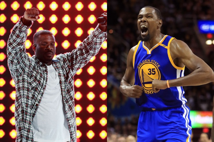Jay Rock Kevin Durant