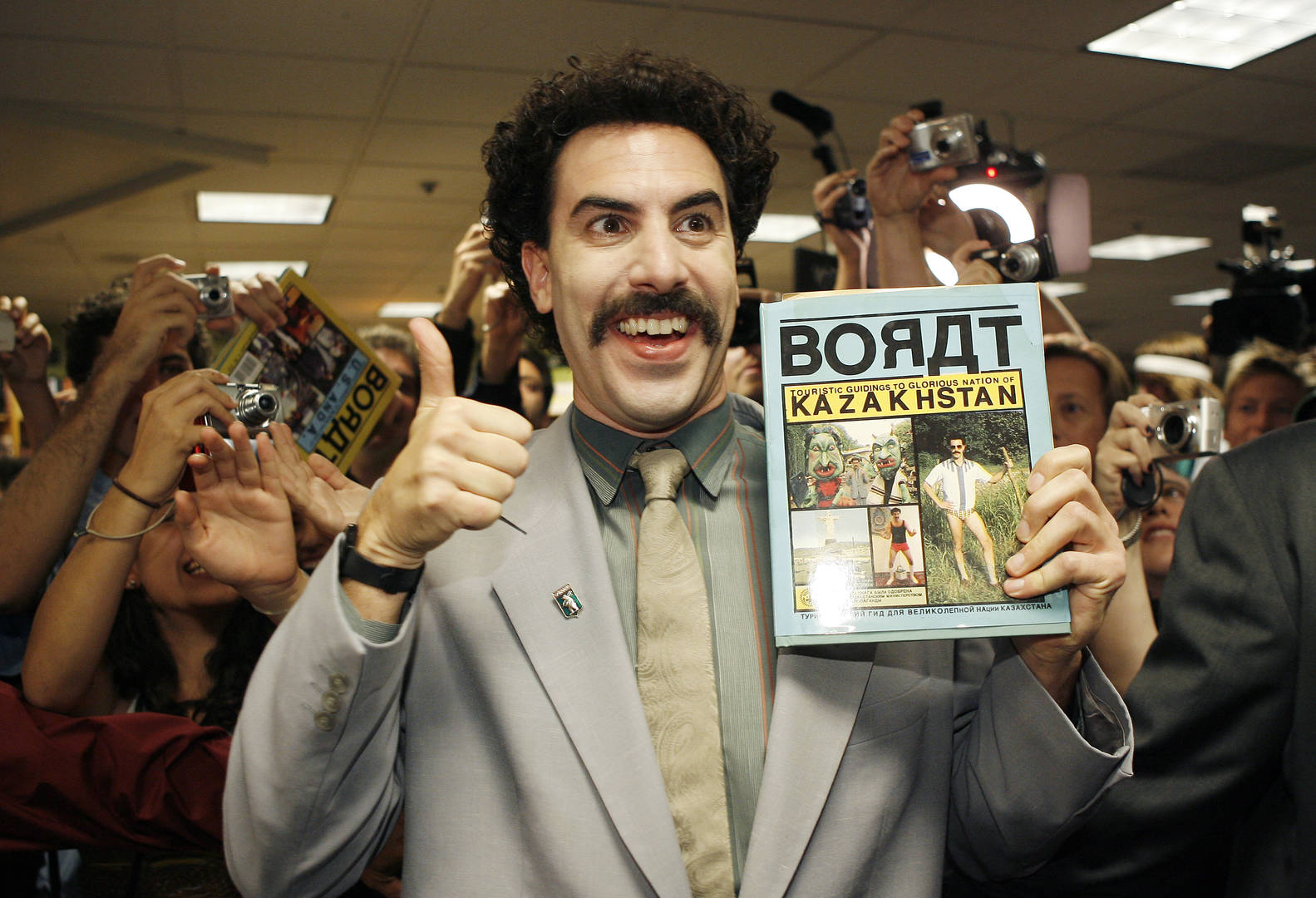 Makers Of Borat Being Sued By The Estate Of Late Holocaust Survivor