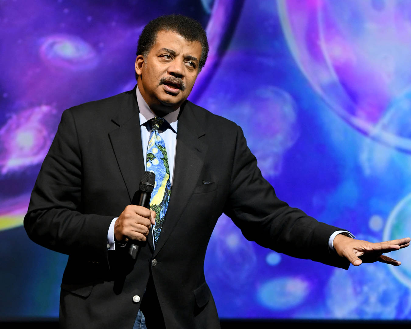 Neil deGrasse Tyson Warns Asteroid May Hit Earth a Day Before Election