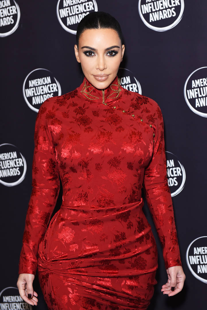 Kim Kardashian, David Letterman, Interview, My Next Guest Needs No Introduction
