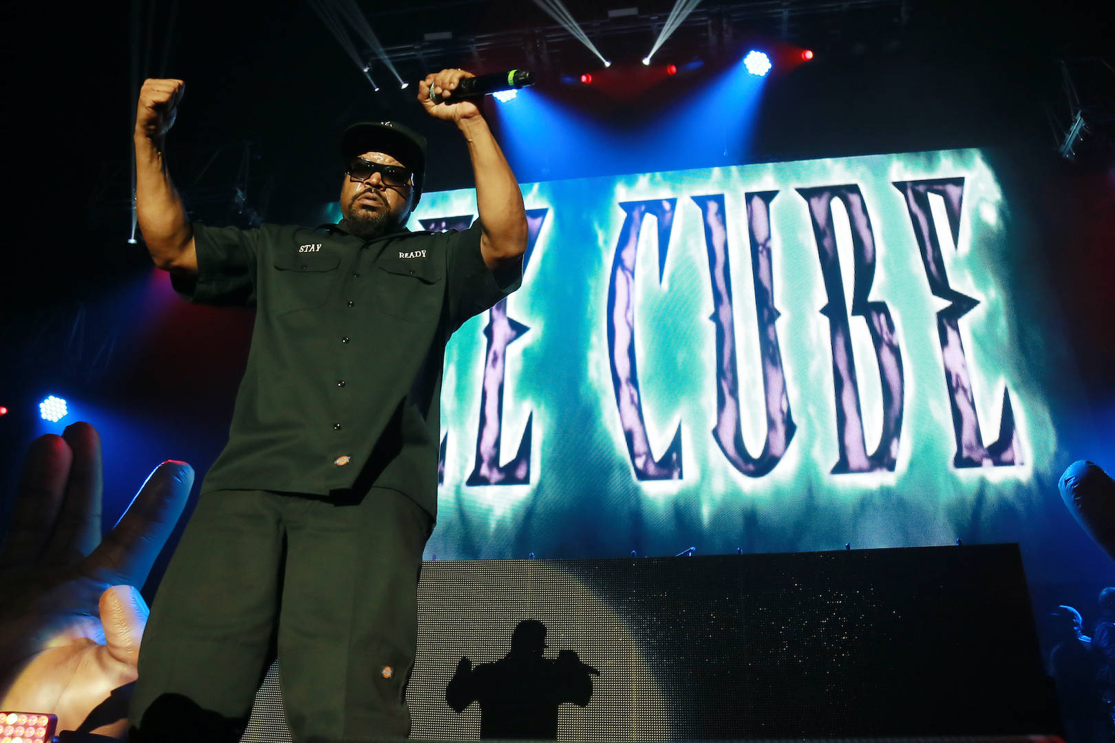 ice cube CWBA contract with black america