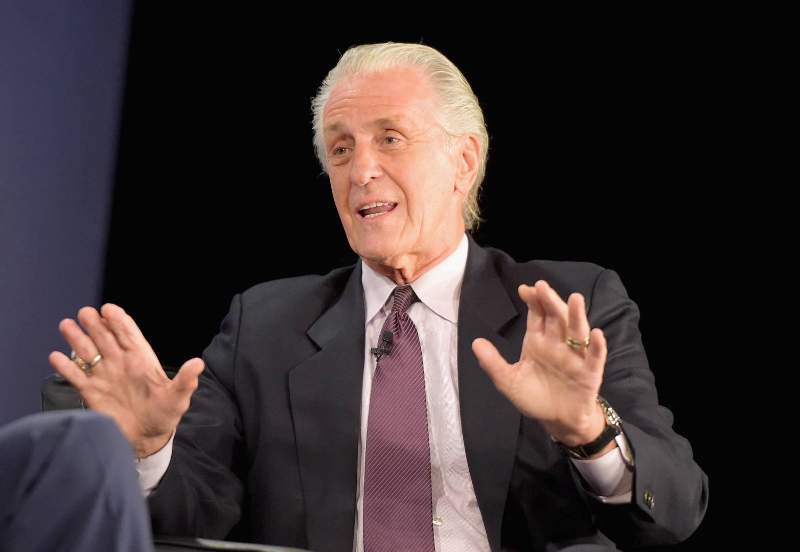 Pat Riley Believes Lakers' 2020 Championship Deserves An Asterisk