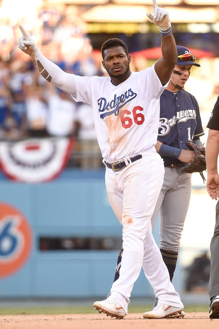Yasiel Puig, Sexual Assault, Lakers, Dodgers, Lawsuit