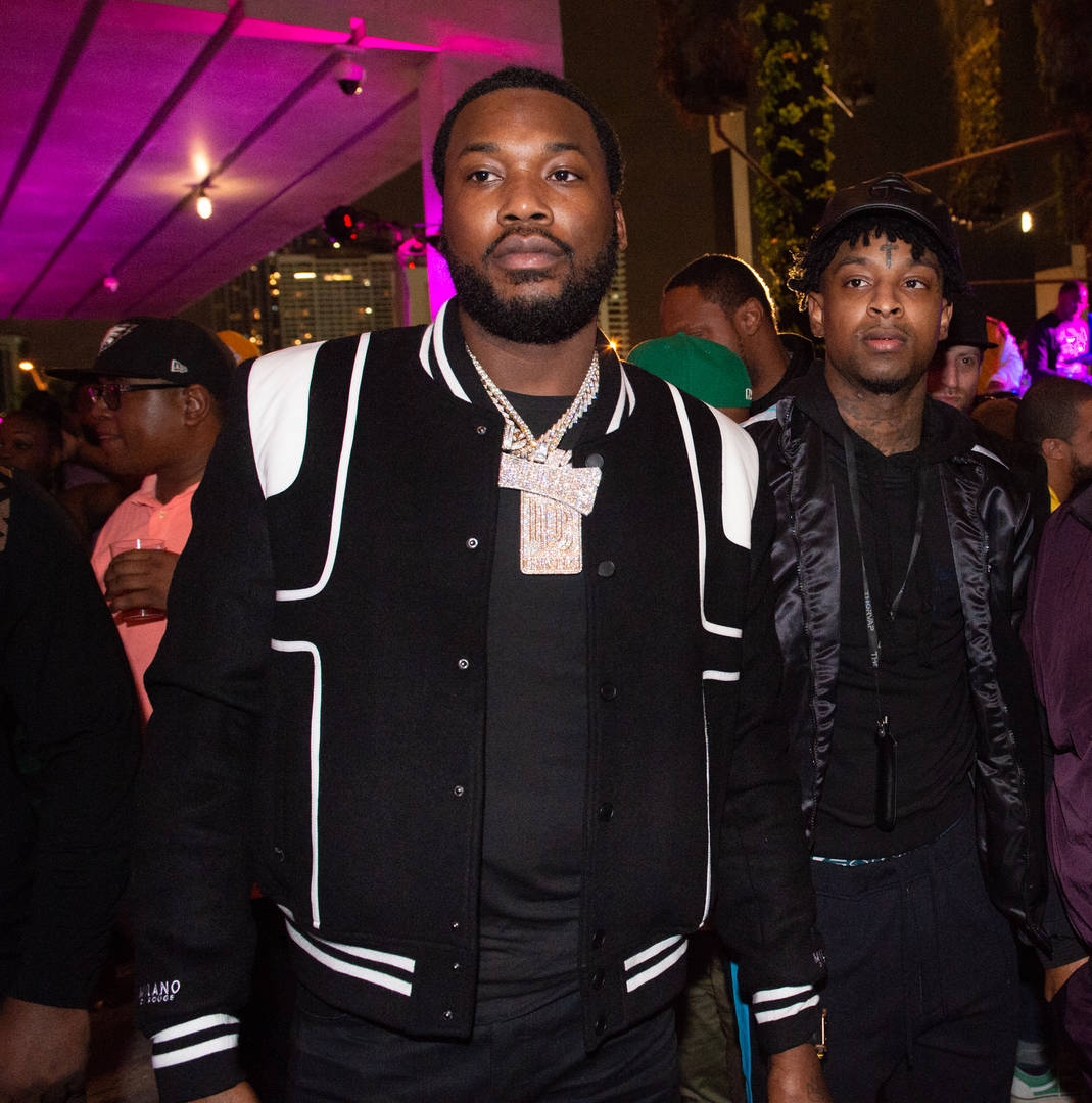 21 savage and meek mill clubhouse app