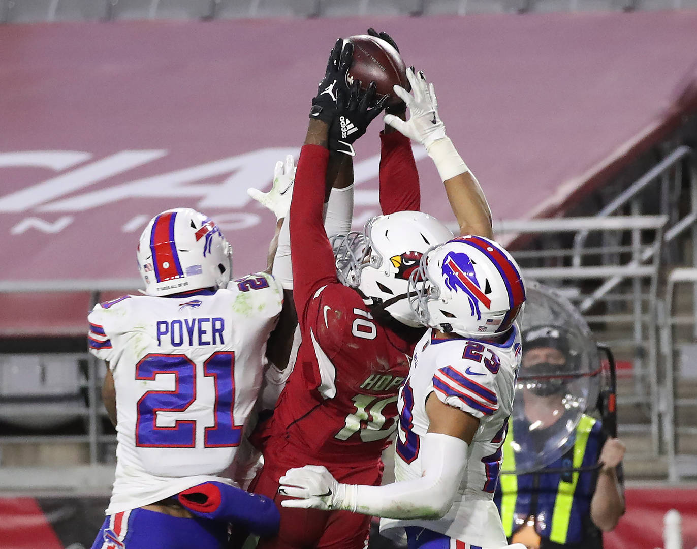 DeAndre Hopkins Catches Miraculous Game-Winning Hail Mary