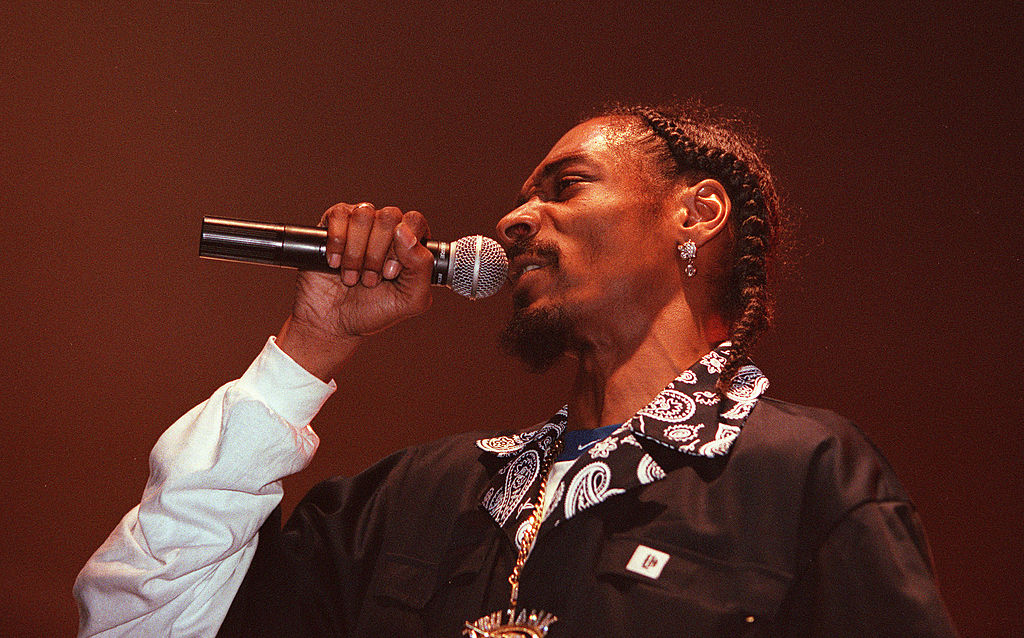 Snoop Dogg Doggystyle