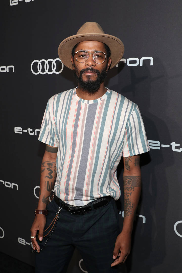 LaKeith Stanfield, VladTV, Gay, Homophobia, The Hollywood Reporter
