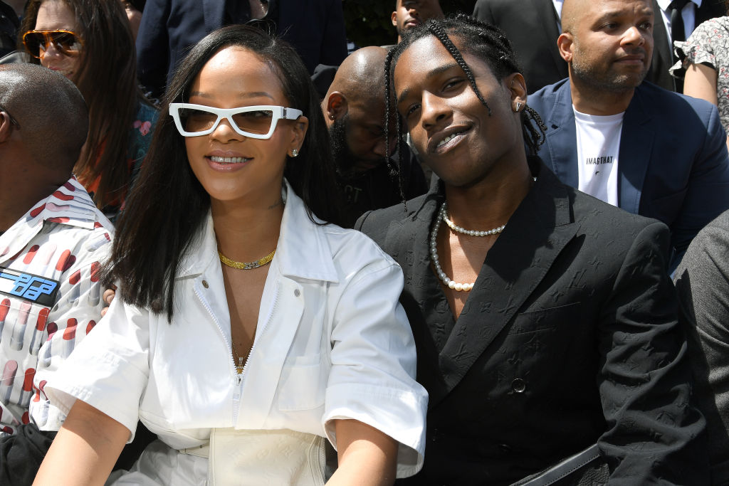 Rihanna and A$AP Rocky are reportedly dating