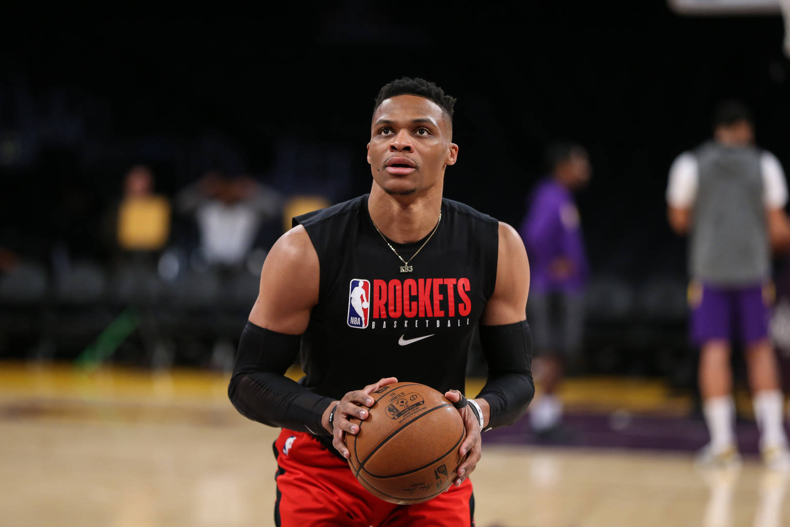 Rockets trade Russell Westbrook to Wizards in exchange for John Wall