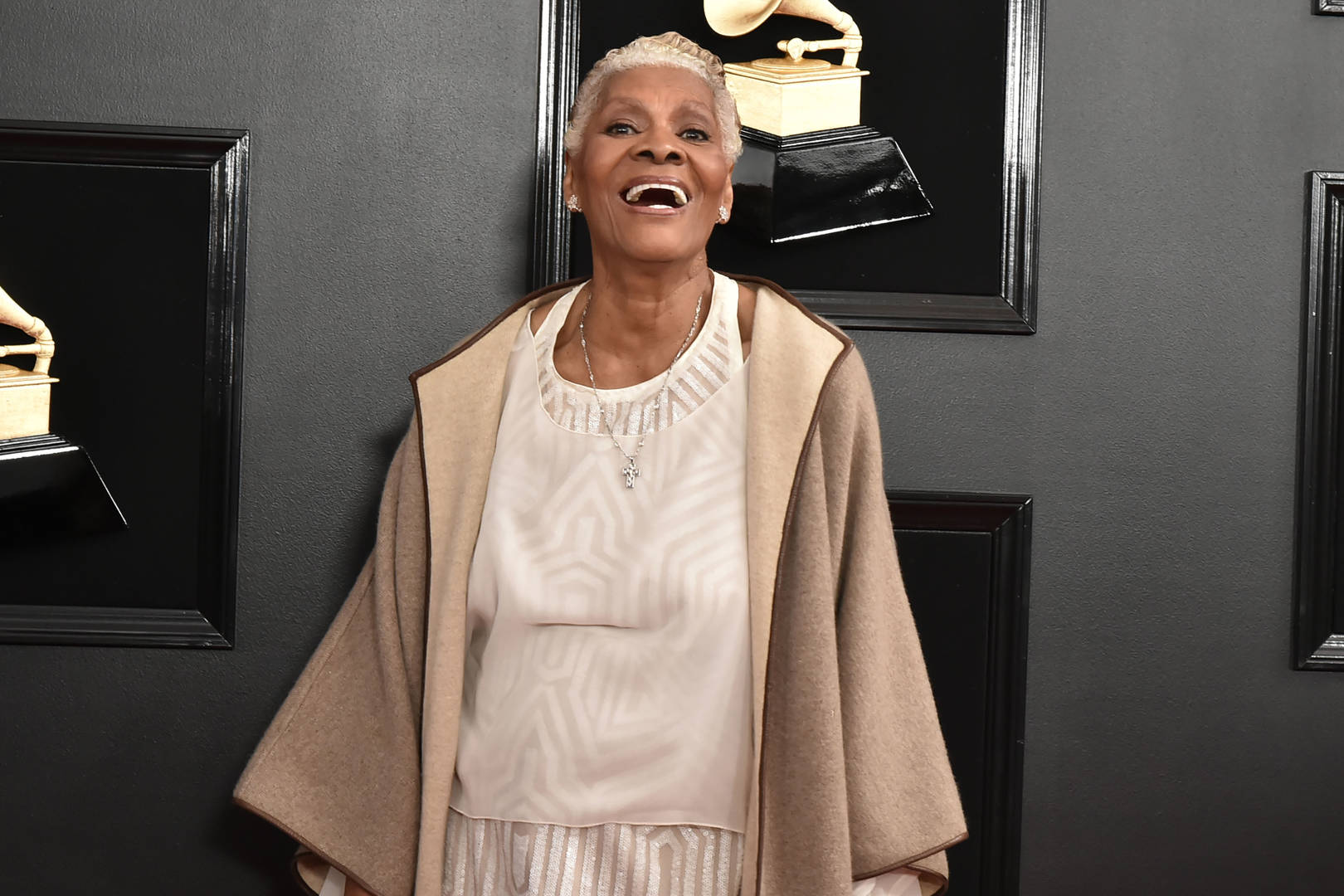 Chance the Rapper Freaked Out by Dionne Warwick