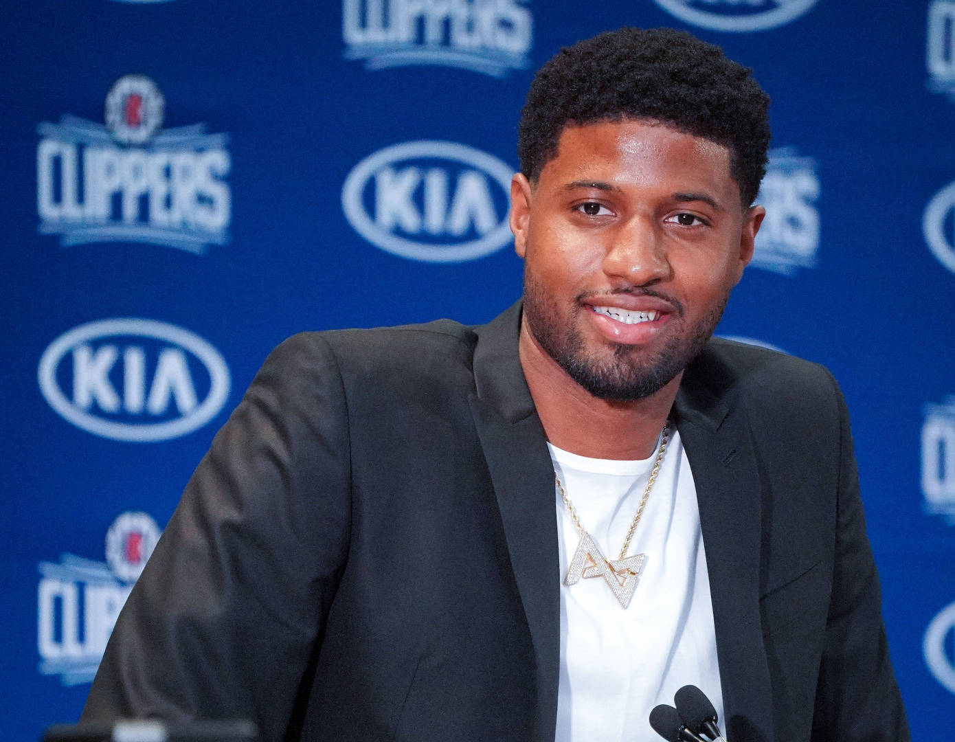 Paul George, Clippers