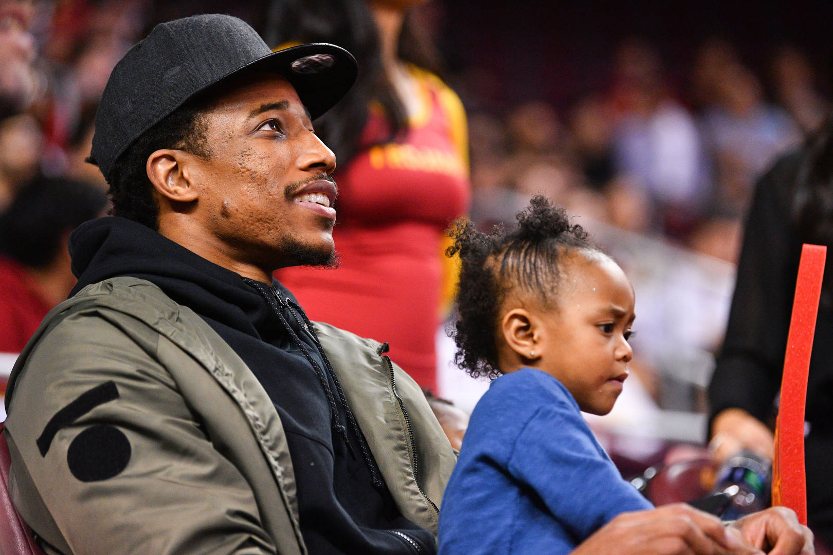 DeMar DeRozan says 'everything is good' after home intruder confrontation
