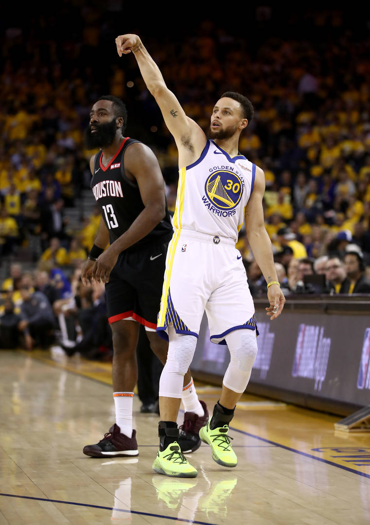 Steph Curry & James Harden