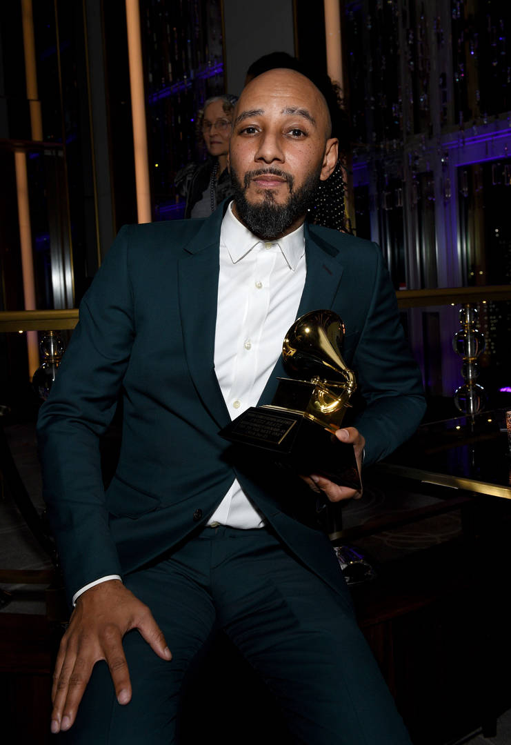 Swizz Beatz, P&E, Grammy Award