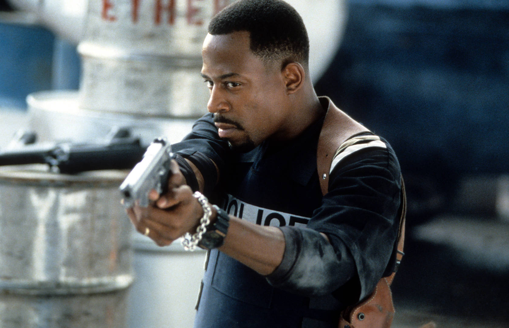 Bad Boys Film 25th Anniversary Capsule Collection will smith martin Lawrence