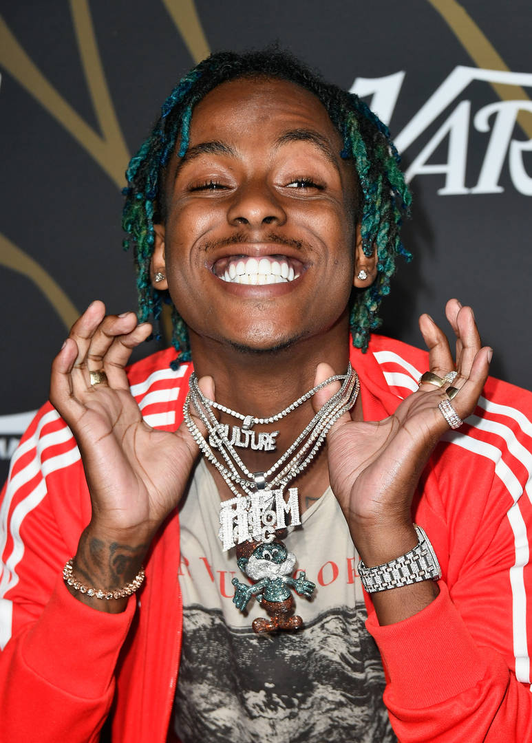 Rich The Kid, VVS Chain, Thieves, Stolen, Jewelry, Chain,  Necklace