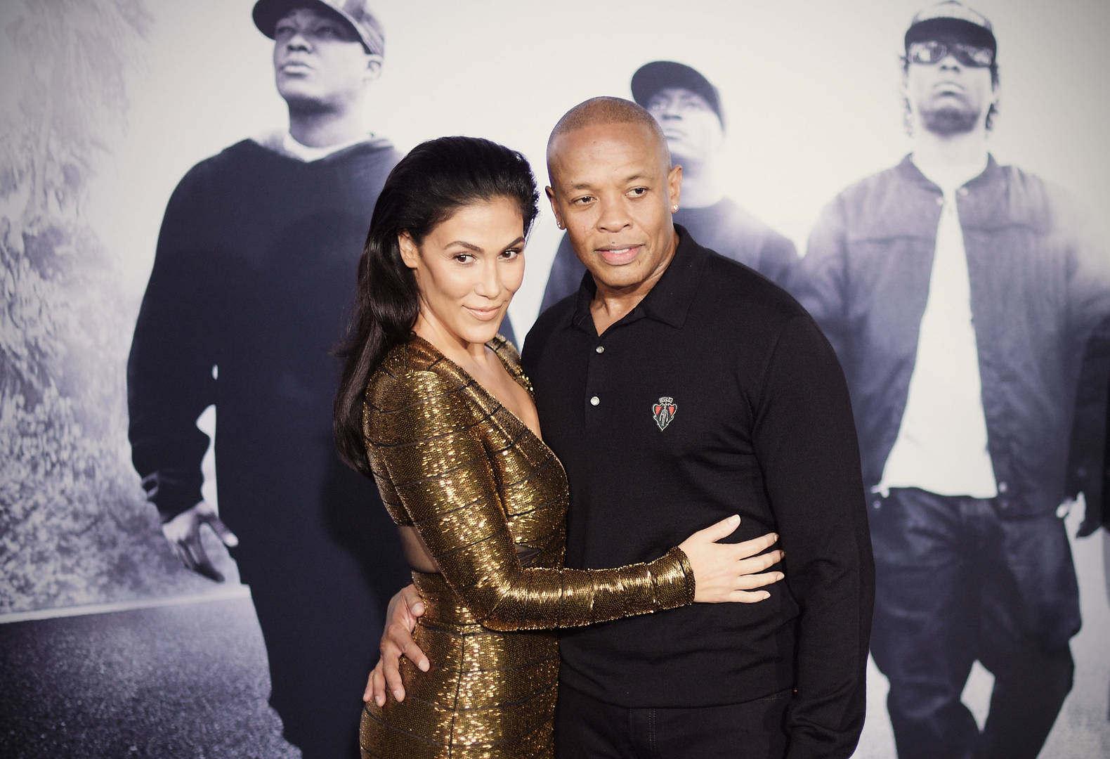 Dr. Dre Nicole Young Divorce Court Settlement NWA
