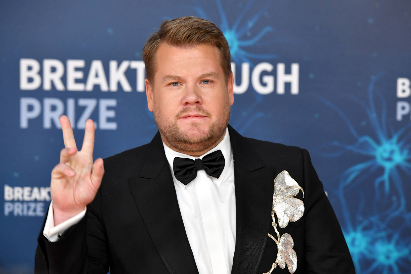 James Corden Wants to Lose Weight For The Sake of His Family