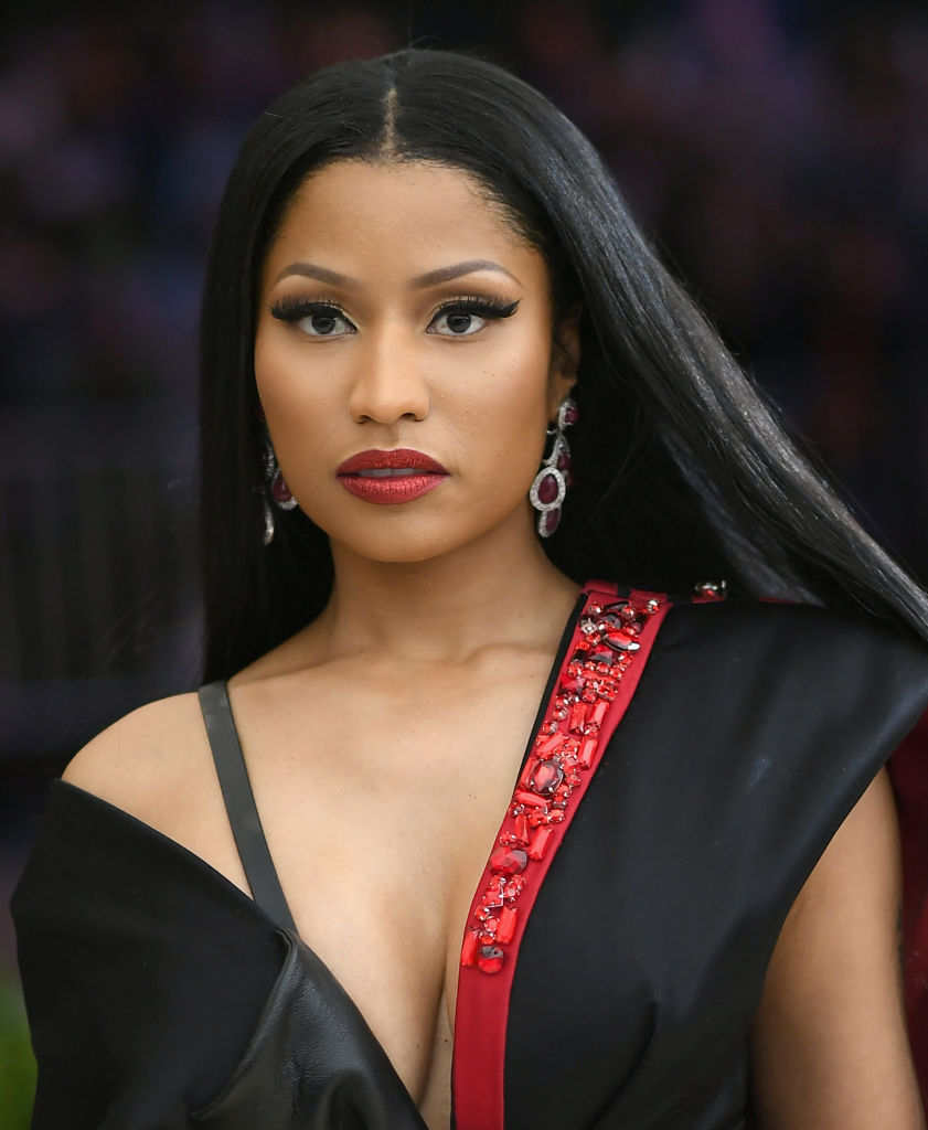 Nicki Minaj's Song Rich Sex Could Cost Her $200 Million