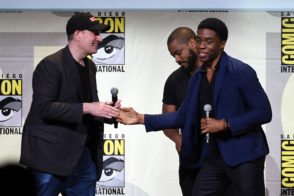 Kevin Feige Reveals Details About 'Black Panther 2' Without Chadwick Boseman
