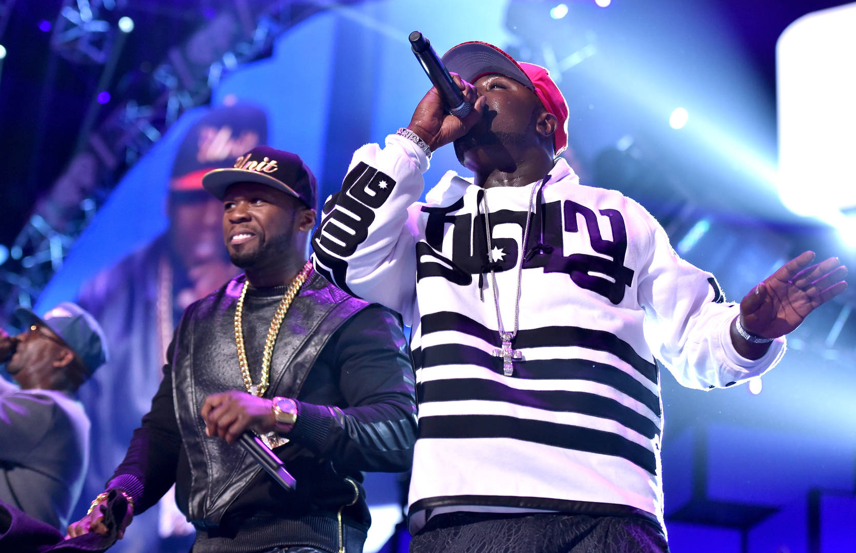 Young Buck, 50 Cent, The Game, Reunion, G-Unit, VladTV