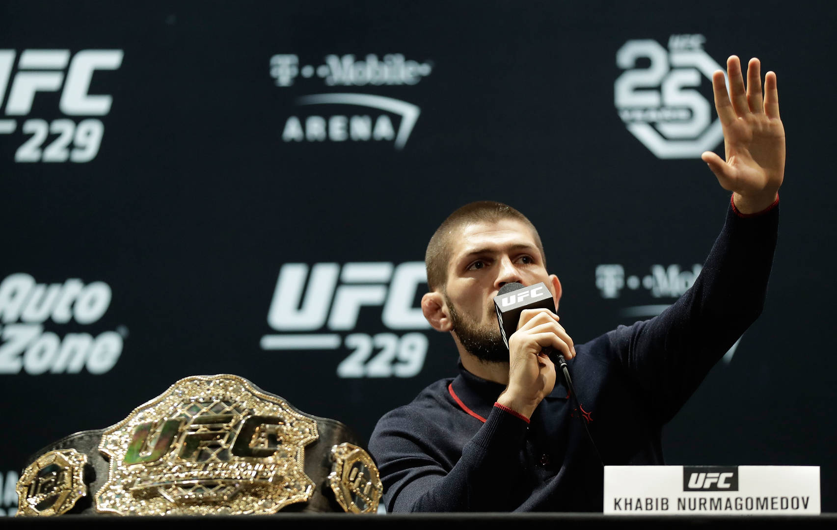 Khabib Nurmagomedov Could Return After UFC 257, Dana White Says